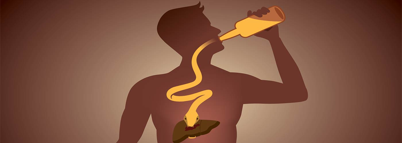 How Alcohol Affects the Liver